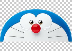 Nobita Nobi哆啦A梦桌面动画,哆啦A梦PNG剪贴画蓝色,笑脸,卡通,电