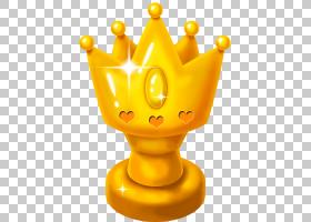 WarioWare:感动! Trophy Crown,皇冠奖杯PNG剪贴画爱情,奖牌,摄