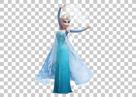 Elsa Anna Olaf,elsa冻结了PNG剪贴画卡通,女孩,桌面壁纸,娃娃,el
