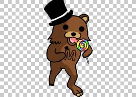 Pedobear互联网meme愤怒漫画4chan,meme PNG剪贴画哺乳动物,食肉
