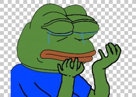 Pepe the Frog Internet meme幽默,青蛙PNG剪贴画叶,动物,手,脊椎