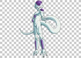Frieza Goku Vegeta龙珠FighterZ Gotenks,形成PNG剪贴画脊椎动物