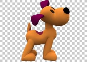 Pocoyo Pocoyo狗卡通,狗PNG剪贴画哺乳动物,儿童,动物,猫像哺乳动