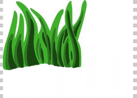 海藻动画,Rumput Animasi PNG剪贴画叶,文字,摄影,标志,草,卡通,