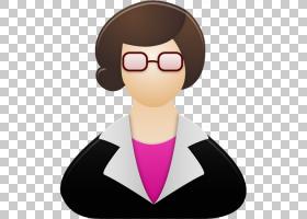 计算机图标老师图标设计教育,老师女性图标PNG剪贴画杂项,其他人,