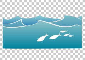 海水海洋风波,海洋中的水PNG剪贴画蓝色,海洋哺乳动物,蓝绿色,电