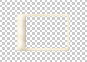 谷歌的绘图卡通白色,手,画框画的框架材料,精美的白框框PNG剪贴画