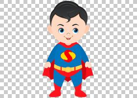 超人美国队长猫女超级英雄蜘蛛侠,超人PNG剪贴画漫画,儿童,英雄,