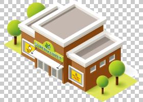 超市杂货店大楼,绿树超市PNG剪贴画其他,标志,卡通,产品,绿树,股