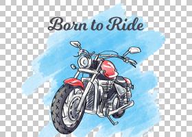 滑板车摩托车俱乐部,摩托车艺术PNG剪贴画自行车,运输方式,摩托车