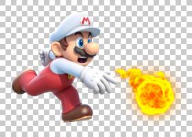 超级马里奥3D世界超级马里奥3D土地Wii U Luigi,马里奥PNG剪贴画