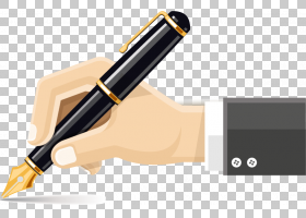 钢笔纸,握笔PNG剪贴画铅笔,钢笔,卡通,钢笔,文具,羽毛笔,握笔,矢