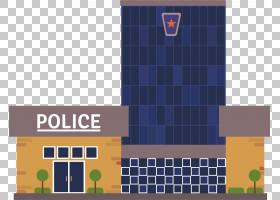 警察局警察手铐,五颜六色的动画片客舱PNG clipart卡通人物,颜色