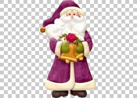 鲁道夫圣诞老人圣诞节装饰品,动画片圣诞老人PNG clipart卡通人物