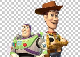 警长Woody Jessie Buzz Lightyear玩具总动员Jim Hanks,故事PNG剪