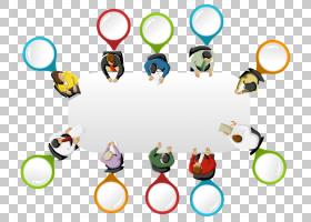会议,会议讨论PNG剪贴画文本,手,人民,徽标,卡通,免版税,封装Post