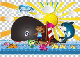 儿童卡通u822au6d77,海PNG剪贴画下载,电脑壁纸,海元素,封装PostS