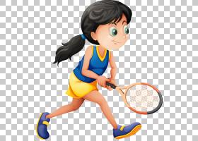 网球戏剧股票摄影,女孩打网球PNG剪贴画孩子,时尚女孩,蹒跚学步,