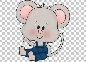 鼠标可爱,农场鼠标的PNG剪贴画哺乳动物,心脏,脊椎动物,卡通,虚构