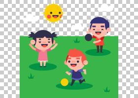 儿童海报,孩子们在公园玩PNG剪贴画其他,儿童,幼儿,电脑壁纸,生日