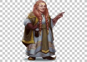 龙与地下城寻找者角色扮演游戏矮人神职人员角色扮演游戏,矮人PNG