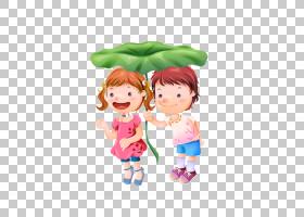 儿童节显示分辨率,卡通玩偶PNG剪贴画杂项,卡通人物,儿童,叶,海报