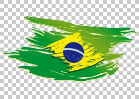 里约热内卢终极格斗冠军T恤Logo字体,巴西国旗,巴西国旗画PNG剪贴