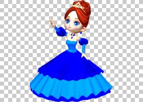 公主Jasmine Rapunzel Princesas迪士尼公主,公主PNG剪贴画蓝色,