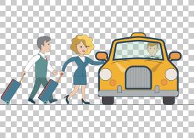 出租车卡通,乘出租车PNG剪贴画封装的PostScript,车辆,拿走,出租