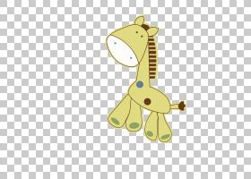 长颈鹿鹿麋鹿,鹿PNG剪贴画哺乳动物,动物,脊椎动物,虚构人物,卡通