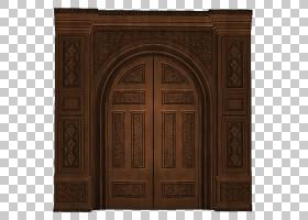 门木,门PNG剪贴画家具,窗户,开门,版权所有,卡通,木门,拱门,木门,