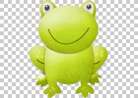 青蛙,可爱的青蛙PNG剪贴画画,动物,手,脊椎动物,卡通,青蛙,动物,