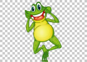 青蛙蟾蜍,青蛙PNG剪贴画动物,脊椎动物,青蛙卡通,虚构人物,卡通,