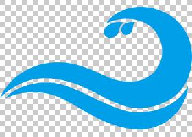 蓝风波绘图,蓝色波浪,水徽标PNG剪贴画蓝色,文本,徽标,颜色,卡通,