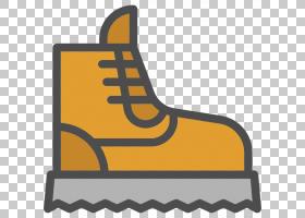 靴子鞋类时尚图标,卡通高鞋PNG剪贴画卡通人物,文字,时尚,户外鞋,