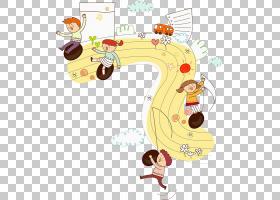 音符,孩子们都在PNG剪贴画上儿童,摄影,人民,儿童,卡通,虚构人物,