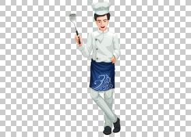 厨师烹饪烹饪艺术绘图,拿铲子厨师PNG剪贴画白,食品,帽子,TECHNIC