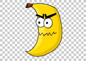 香蕉面包香蕉啤酒松饼香蕉蛋糕香蕉布丁,香蕉PNG剪贴画卡通,水果,