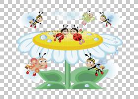 蜜蜂昆虫,花蜜蜂PNG剪贴画叶子,昆虫,生日快乐矢量图像,婴儿玩具,