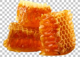 蜜蜂蜂蜡蜂窝,蜜蜂PNG剪贴画食物,动物,昆虫,晶圆,甜度,石油,卡通