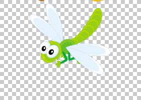 蜻蜓昆虫,蜻蜓PNG剪贴画昆虫,卡通,虚构人物,绘画,蜻蜓与花,水彩