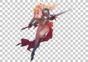 王座:王国在战争之光大型多人在线角色,玩游戏黑暗,卡通女人剑客