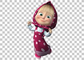 玛莎和熊儿童游戏YouTube,玛莎透明,迪士尼小红帽PNG剪贴画儿童,