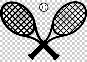 球拍网球,网球PNG剪贴画乒乓球拍,排球,节拍,卡通,体育,免版税,网