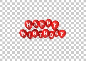 生日气球股票摄影,被绘的生日快乐,生日快乐ollustration PNG cli