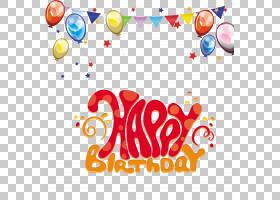 生日蛋糕祝愿贺卡,生日快乐海报盘区,生日快乐模板PNG clipart文