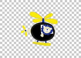直升机卡通狮子,黑色直升机PNG剪贴画漫画,黑头发,手,黑白色,电脑