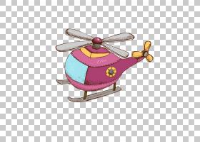 直升机飞机卡通,彩绘直升机PNG剪贴画水彩画,漫画,儿童,手,手绘花