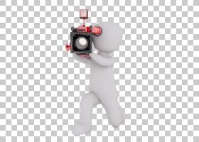 相机操作员卡通股票摄影,摄影师的PNG剪贴画摄影,3d,royaltyfree,