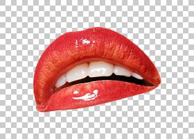 润唇膏红色唇彩唇膏,卡通嘴唇嘴唇材料PNG剪贴画卡通人物,画,手,